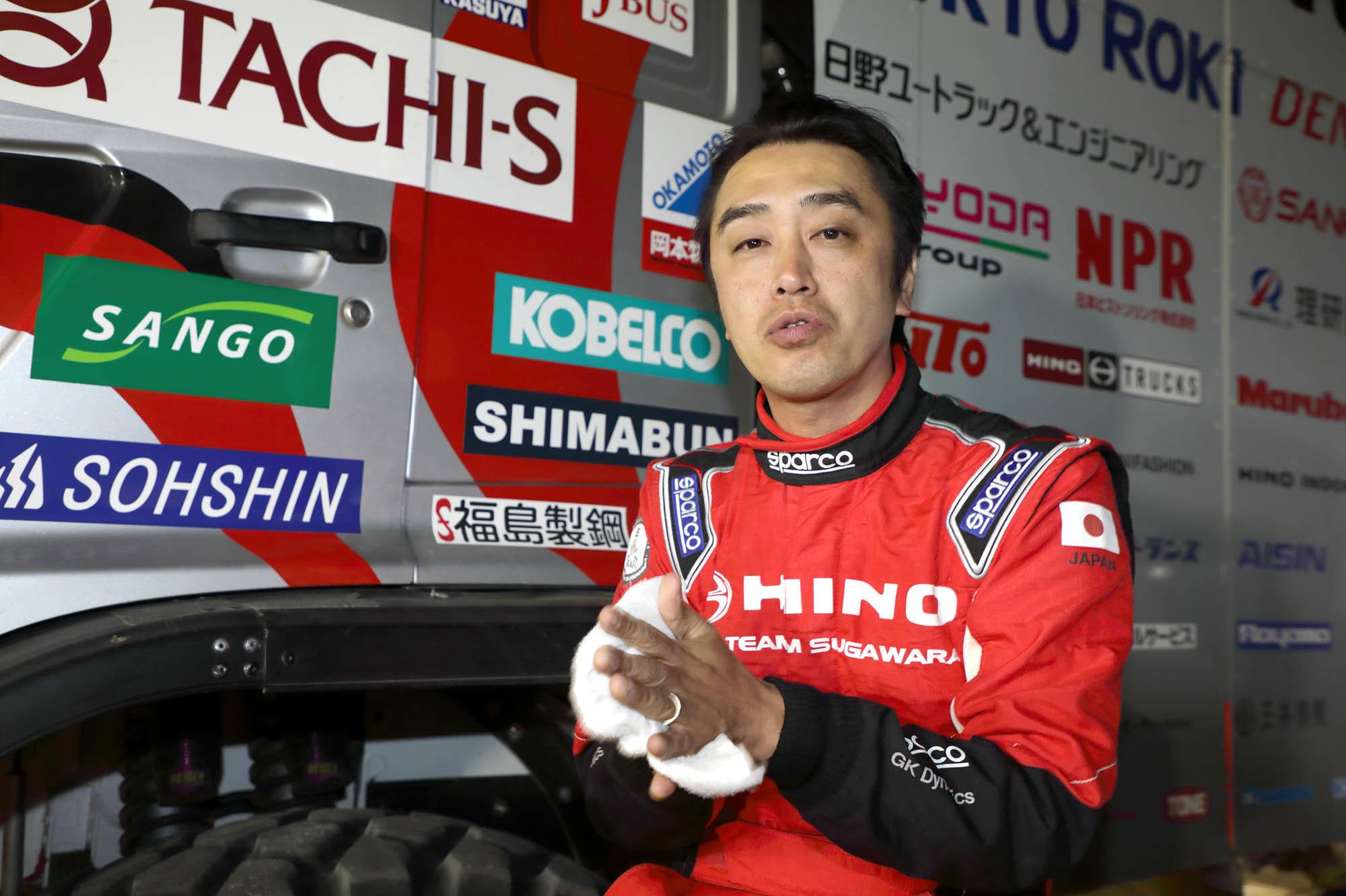 ロングステージを10番手の成績で終えた菅原照仁 0B5A0159.jpg